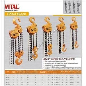 Hoists Vital - Chain Block Vital - Lever Hoist Vital