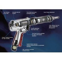 Distributor Obeng Listrik - Air Screwdriver  3