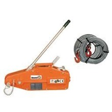 Hoists - Wire Rope Puller - Puller Wire Rope