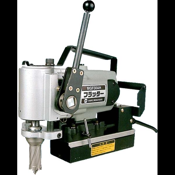 Mesin Bor Magnet OMI - Low Profil Magnetic Drill OMI
