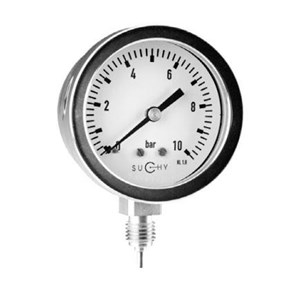 Barometer Alat Ukur Tekanan Udara - SUCHY - Pressure Gauge - Pressure Transmitter - Thermometer