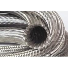 Selang Hidrolik - Stainless Steel Braided Wire - Stainless Steel Flexible Hose