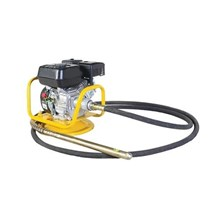 Mesin Beton - Concrete Vibrator - Gasoline Concrete Vibrator