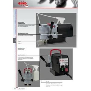 Dari Mesin Bor Magnet - Angle Core Drill - Low Profil Magnetic Drill 0