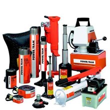 Hidrolik - Hydraulic Cylinder Power Team - Power Team Hydraulic - Power Team Pump Cylinders - Power Team Cylinders - Power Team Cylinder Jack