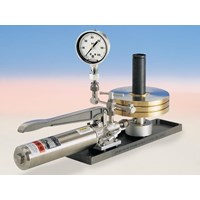 Jual Alat Ukur Kalibrasi AMETEK - AMETEK Calibration Instruments - Deadweight Tester AMETEK - Hydraulic Deadweight Tester AMETEK
