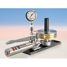 Alat Ukur Kalibrasi AMETEK - AMETEK Calibration Instruments - Deadweight Tester AMETEK - Hydraulic Deadweight Tester AMETEK