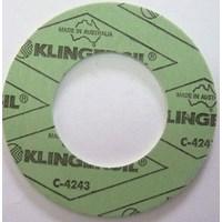 Karet Gasket dan Material Gasket - GASKET KLINGERSIL - Klingersil C-4243 - Klingersil C-4400 - Klingersil C-4408 - Klingersil C-4430 - Klingersil C-4500