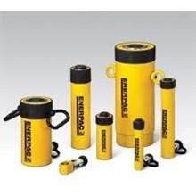 Dongkrak - Enerpac - Dongkrak Botol Enerpac - Dongkrak Cylinder Enerpac -   Hydraulic Cylinder Jack Enerpac  - RC-Series Single Acting Hydraulic  Lock Nut Cylinder --Hollow Plunger Hydraulic Cylinder