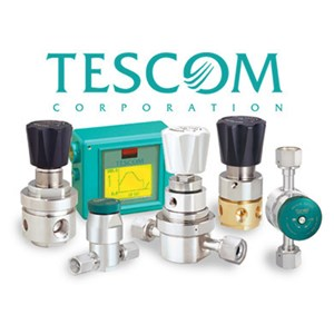 Pressure Reducing Valve TESCOM - Pressure Regulator Gas TESCOM - SOLENOID VALVE TESCOM - TESCOM SOLENOID VALVE - Tescom Single Stage Regulator