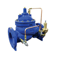 Katup Valves - SINGER VALVE - Pressure Reducing Valve SINGER - SINGER Pressure Reducing Valve