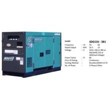 AIRMAN SDG13S-3B1 - Airman Diesel Generator Set - Diesel Generator Set Airman SDG13S-3B1