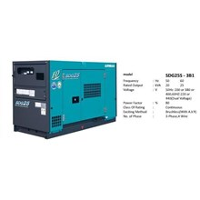Diesel generator Airman SDG25S-3B1