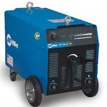 MILLER ELECTRIC WELDING MACHINE THUNDER BLUE