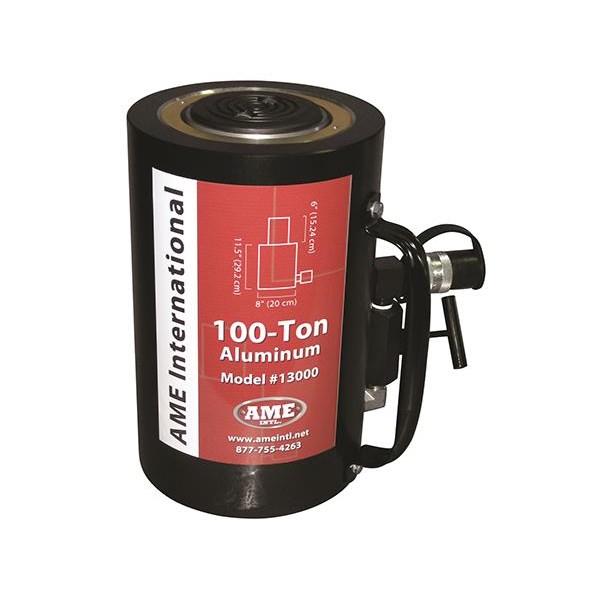 Lift Jack 100Ton - Dongkrak Botol Angin - Dongkrak Botol Hidrolik 100Ton - Lift Jack SLJ10027 - Jack Stand 20Ton - Hydraulic Cylinder Jack