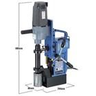 Mesin Bor Magnet Nitto WOJ-3200 - Mesin Bor Magnet Nitto AO-5575 2