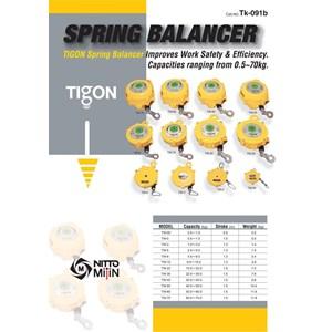 Hoists Tigon - Spring Balancer TIGON - Hose Reel Balancer TIGON