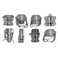 Selang Hidrolik - Camlock Hose Fittings - Camlock Coupling - Cam and Groove Fittings - Camlock Stainless - Camlock Kuningan - Camlock Aluminium