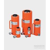 Hidrolik -  TECPOS Hydraulic Cylinder Jack - TECPOS Single Acting Hydraulic Cylinder