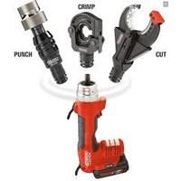 Jual Kabel LUG - RIDGID - Ridgid RE-60 Electrical Tool - Crimping Electric Tool Ridgid - Cutting Electric Tool Ridgid - Ridgid Puncher Machine