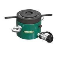 Simplex Locknut Hydraulic Cylinder jack CLP Series