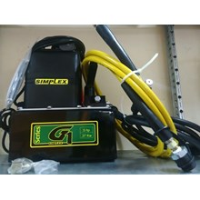 Pompa - Simplex - Electric Hydraulic Pump Simplex - Electric Hydraulic Pump Simplex G1