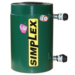 Simplex Hydraulic Cylinder jack Double Acting RDA Series