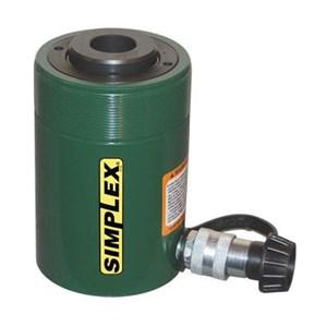 Dari Dongkrak Botol Simplex - Hidrolik Jack Simplex - Hydraulic Cylinder Jack Hollow Plunger Single Acting Simplex  RC Series 0