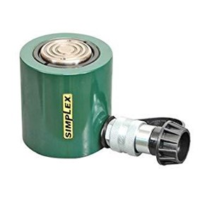 Dari Dongkrak Botol Simplex - Hidrolik jack Simplex - Hydraulic Cylinder Jack Simplex RLS Series  0