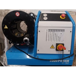 Mesin Crimping Home - Mesin Press Selang FINN-POWER P20NMS  - HOSE CRIMPING FINN-POWER P20NMS - HOSE CRIMPING FINN-POWER P32NMS
