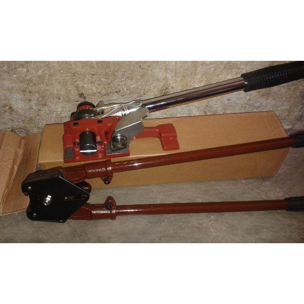 """Mesin Strapping 32mm - Steel Strapping Tensioner 32mm - Strapping Steel KDS 1-1/4"""" - Steel Strapping KDS 1-1/4"""""""
