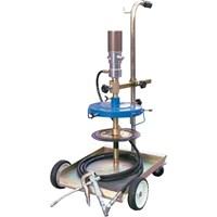 Minyak Gemuk - Grease Pump Trolley - Trolley Grease Pump - Trolley Oil Pump