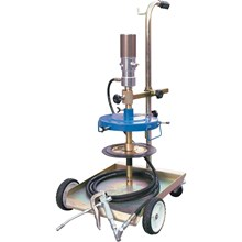 Grease Pump - Grease Pump Trolley - Trolley Grease Pump - Trolley Oil Pump