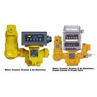 Flow Meter - Lc Meter - Liquid Controls - Flow Meter Liquid ..