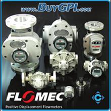 Flow Meter - FLOMEC OVAL GEAR FLOW METER - OVAL GE