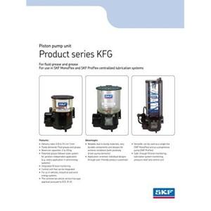 Pompa - SKF - Piston Pump SKF - Piston Pump SKF Monoflex - Piston Pump SKF ProFlex