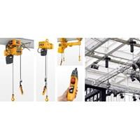 Hoists - KITO HOISTS - Electric Chain Hoist KITO - KITO ER2 Electric Chain Hoist - KITO ED2 Electric Chain Hoist - Wire Rope Hoist KITO