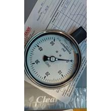 Barometer Alat Ukur Tekanan Udara Ashcroft - Pressure Indicator Ashcroft - Pressure Gauge  Ashcroft