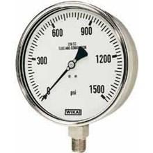Barometer Alat Ukur Tekanan Udara - WIKA - Pressure Gauge Wika