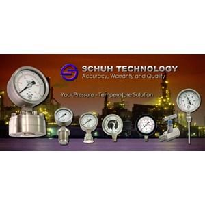 Barometer Alat Ukur Tekanan Udara - SCHUH - Pressure Gauge Schuh