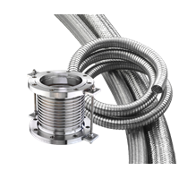 Selang Industri - Hose Master - Corrugated Metal Hose - Metal Expansion Joint - Stripwound Metal Hose - Petroleum Flexibles Connectors - Food Service Flexible Connectors Murah 5