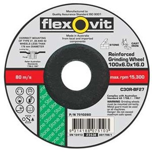 Mata Gerinda - Flexovit - Mata Gerinda Flexovit - Grinding Wheel - Cutting Wheel - Grinding Wheel dan Cutting Wheel
