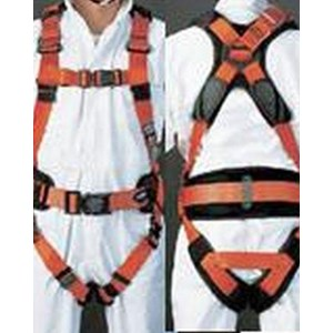 Body Harness Fuji Denko - Fall Protection Fuji Denko -  Safety Belt & Harness - Fall Arresting Device System - Distribution & Transmission Equipment - Component Part for PPE