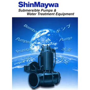 Pompa Air - Shinmaywa - Submersible Pump