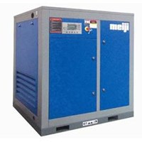 Jual Kompresor Listrik MEIJI - Screw Compressor MEIJI - MEIJI Air Compressor