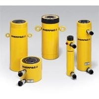 Jual Dongkrak - Enerpac - Double Acting Hydraulic Cylinder - RR-Series Double Acting Hydraulic Cylinder - RRH-Series Double Acting Hollow Plunger Hydraulic Cylinder