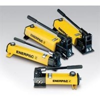 Pompa Hydrotest - Enerpac - Hand Pump Enerpac - Hydraulic Hand Pump - P-Series Hydraulic Hand Pump  1