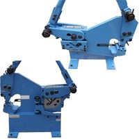 Jual Punching Machine WEKA - Hand Puncher WEKA - Hand Puncher Shear WEKA - Hand Lever Punching Machine WEKA - Plate and Bar Stock Shear WEKA - Manual Punching Machine WEKA