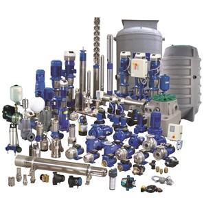 Pompa Air - Lowara - Water Pump - Submersible Pump
