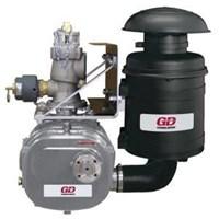 Kompresor Listrik Gardner Denver - Dry Bulk Truck Blowers T5CDL12L92 1